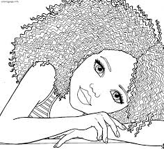 Girl Coloring Pages New Cute For Girls Printable To Beatiful Print