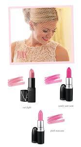 wedding makeup tips lipstick picks from fiore beauty pink