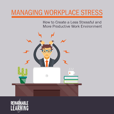 Workplace Stress Management Managing Workplace Stress The Kevin Eikenberry Group