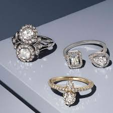 Ring Designs With Multiple Stones 9 Beautiful Two Stone Engagement Rings