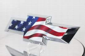 chevy logo with american flag. Plain American White Based American Flag  And Chevy Logo With G