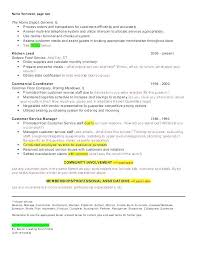 Military Resume Writing Services Sample Military Resumes Military