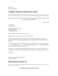 Agreement Letter For Payment Car Payment Agreement Letter Agreement ...