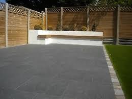 ardesia nero outdoor porcelain tiles