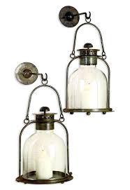 sconces hanging lantern wall sconce decorative indoor lanterns candle extra large medium size of hang