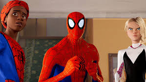 Anyone can wear the mask. A Definitive List Of Spider Man Into The Spider Verse Easter Eggs Hollywood Reporter