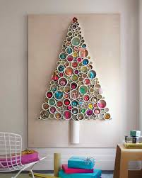 Diy Christmas Tree Diy Christmas Tree How To Make The Ornaments The Garlands And