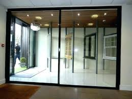 install new sliding glass door how much does average
