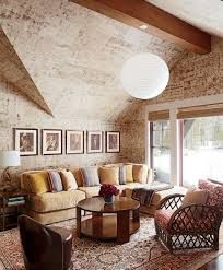 Rustic Country Living Room Decorating Decorations Minimalist Country Living Room Decor With Rattan