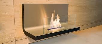 wall flame 1 bioethanol fireplace