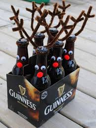 Decorate Beer Bottles For Christmas 100 Quick and Cheap DIY Christmas Gifts Ideas [ PropFunds 2