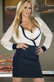 Julia Ann and Tanya Tate share some office cock Brazzers 16.