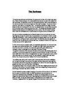 gothic introduction essay  gothic introduction essay