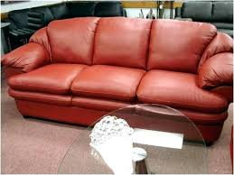 group leather sofa red cozy natuzzi