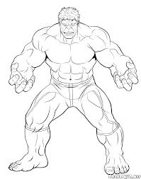 Disegni Da Colorare Avengers Hulk Timazighin Con Disegni Da Stampare