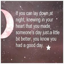 Today Was A Good Day Quotes Beauteous Good Day Quotes Good Day Sayings Good Day Picture Quotes