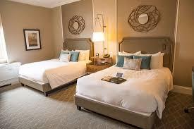 2 double beds. Wonderful Beds Fairmont Le Chateau Frontenac Deluxe 2 Double Beds And Double Beds