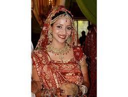 gujarati bridal saree