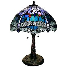 dragonfly tiffany style table lamp style stained glass leaded replacement floor lamp shade style floor lamp lamp table lamp handcrafted style stained glass