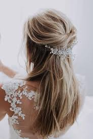 are you looking for half up half down wedding hairstyles see our collection full of half up half down wedding hairstyles and get inspired