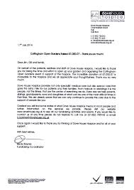 A Thank You Letter From Dove House Cottingham Open Gardens