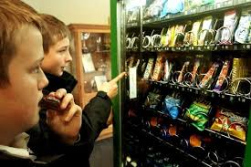 How To Use A Vending Machine Best Birmingham Healthy Vending Machines Action Birmingham Live