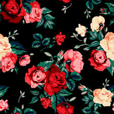 Rose Pattern Adorable Vintage Roses Vector Seamless Pattern 48 Free Download