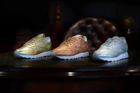 reebok classic leather x face stockholm pack