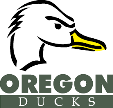 Oregon Ducks logo Free Vector / 4Vector