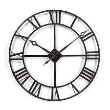 White Kitchen Wall Clocks Elegant Wall Clock Ideas Wall Clocks