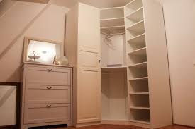 image of how to organize a walk in closet on a budget bedroom