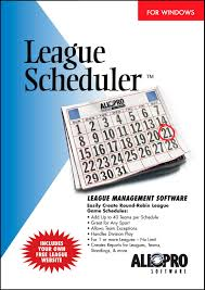 Amazon Com League Scheduler