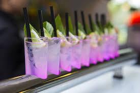 l e d shot glass holder tray display rack board bar equipment new gadget nightclub image