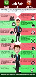Job Fair Infographic Job Fair Career Fair Tips Job