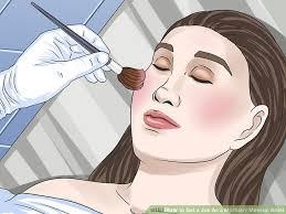 image led get a job as a mortuary makeup artist step 10