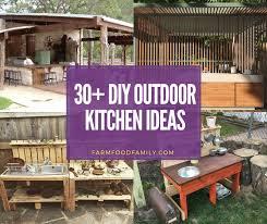 best diy outdoor kitchen ideas