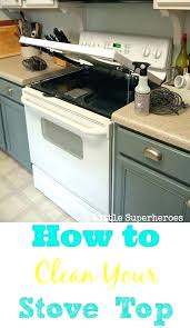 like design home awesome glass top stove cleaner best stove top cleaner the best way collection