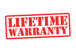 Image result for lifetime warranty quote