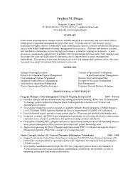 Project Manager Resume Samples And Writing Guide 10 Examples ...