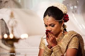 pretty indian bride msia wedding