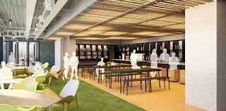 google office in london. google, 6 pancras square google office in london