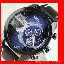 new arrival men sports watches big dial 3 small dial scaled new arrival men sports watches big dial 3 small dial scaled pu leather wristband men