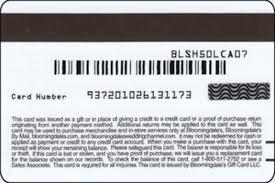 bloomingdales gift card login for endless supply of designer wear