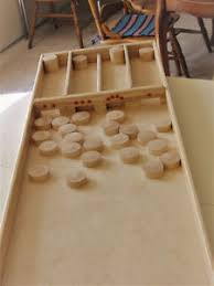 Dutch Game With Wooden Discs Shuffleboard Buy or Sell Toys Games in Ontario Kijiji 86