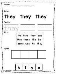 Phonics worksheets and online activities. Jolly Phonics Tricky Words Worksheets Set 2 By Koffee And Kinders Teachers Pay Teachers Jolly Phonics Tricky Words Jolly Phonics Tricky Words