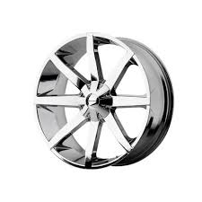 5x5 Bolt Pattern Wheels For Sale Beauteous KMC KM48 Slide Series Wheel Chrome 48X4848 48X48 Bolt Pattern Back