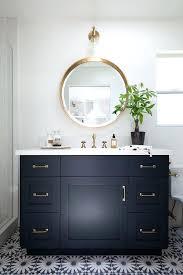 Round Bathroom Mirror With Shelf S Wesley Bathroom Mirror With