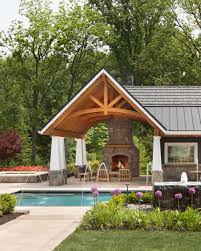 key points to consider when planning an outdoor fireplace