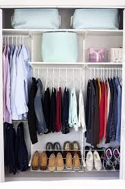 Living Room Closet Ideas Enchanting How To Get Organized When You Live In A Small House Just A Girl
