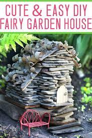 diy fairy garden cutest fairy garden house ever fabulous fairy garden diy outdoor fairy door diy fairy garden